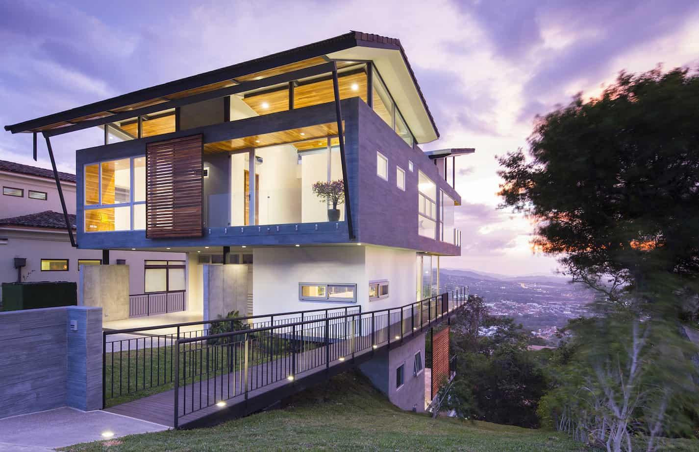 Unique Modern House Cerro Real