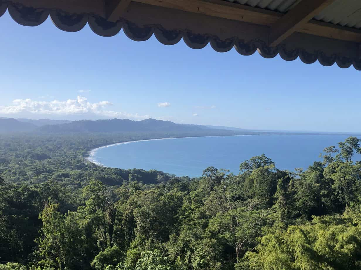 Beautiful Lot with Ocean Views close to Puerto Viejo