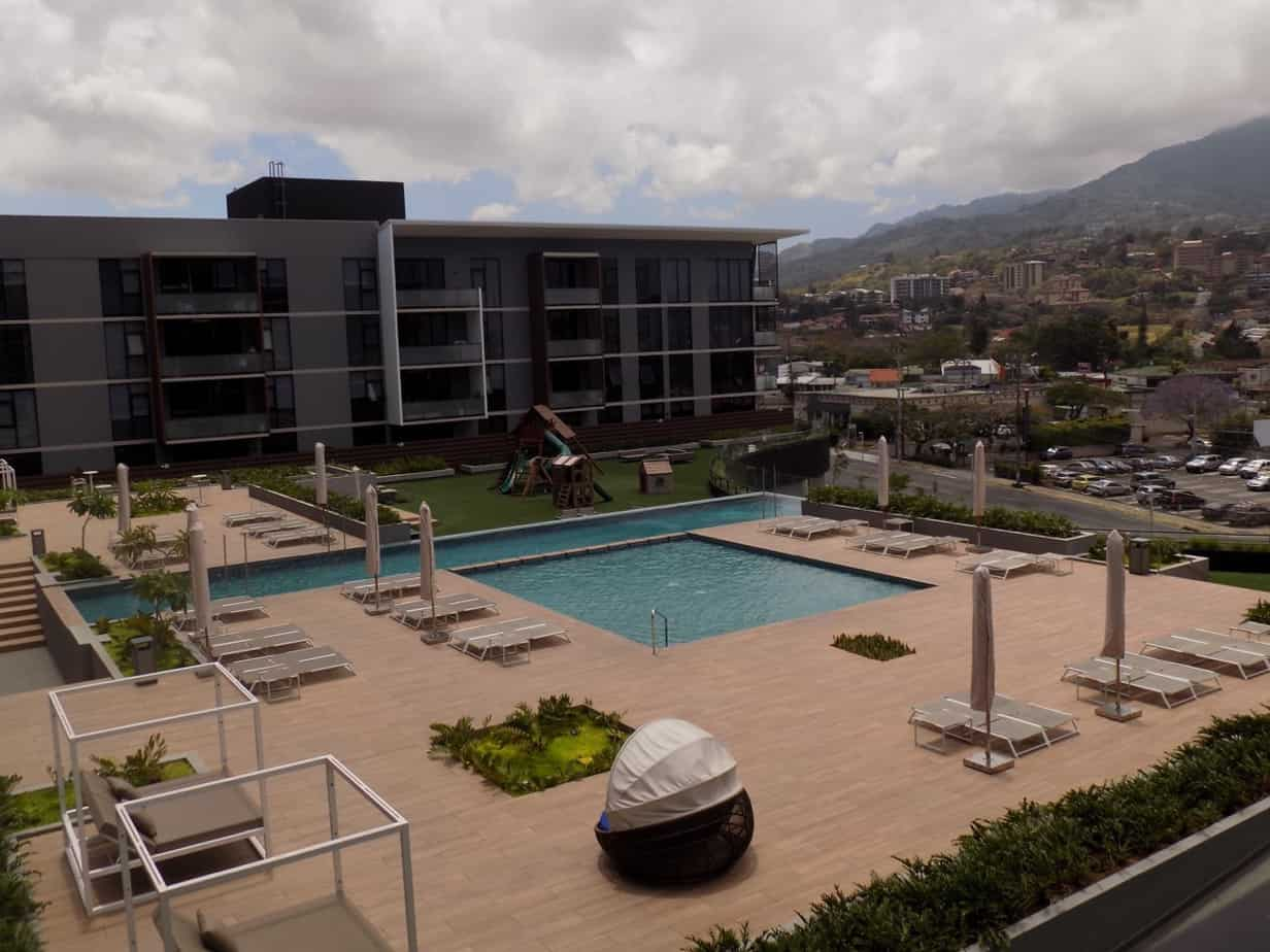Luxury Living in Escazu Village – Two Bedroom Apartment