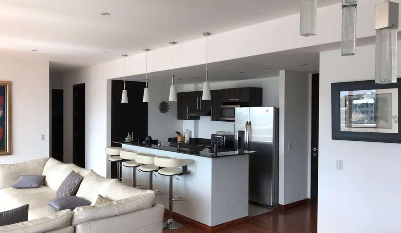 Apartamento de 3 habitaciones Sabana