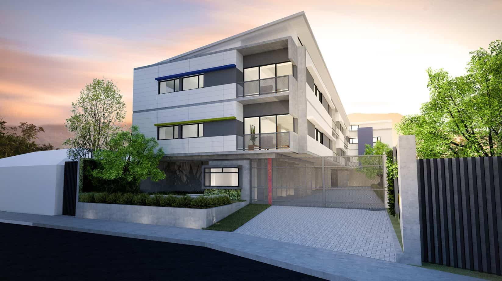 Beautiful Apartments next to the University of Costa Rica – UCR